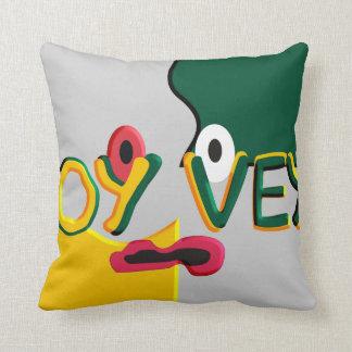 Almohada de Oy Vey Cojín Decorativo