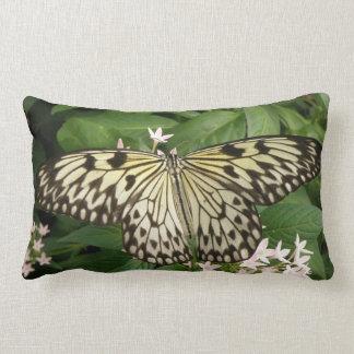 Almohada de papel de la mariposa de la cometa cojín lumbar