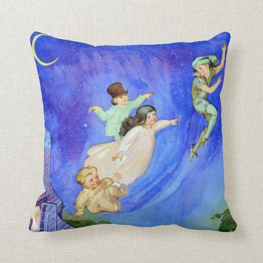 Almohada de Peter Pan