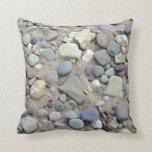 Almohada de piedra de la playa