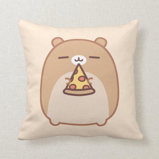 Almohada de Psushi de la pizza