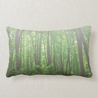 Almohada de relajación del bosque