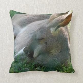 Almohada de relajación del canguro