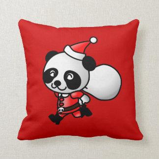 Almohada de Santa de la panda