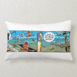Almohada de Seat de eyector de los dibujos animado