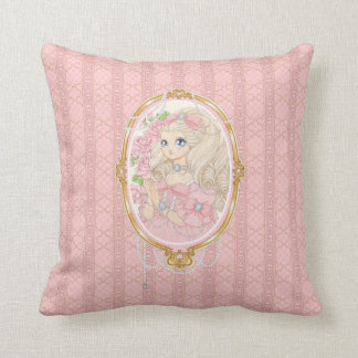 Almohada de señora Jewel (rosa)