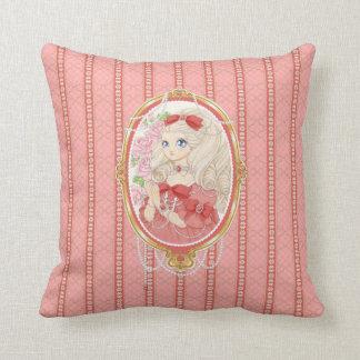 Almohada de señora Jewel (rubí)