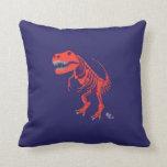 Almohada de T Rex