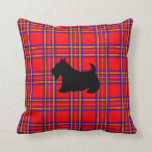 Almohada de Terrier del escocés