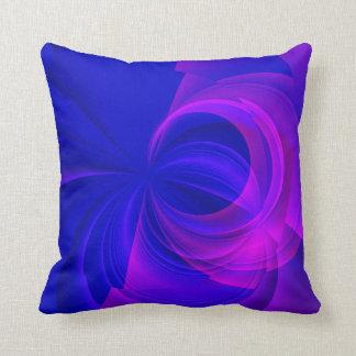 Almohada de tiro abstracta moderna