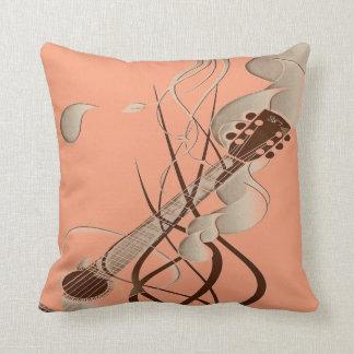 Almohada de tiro adaptable del melocotón de la cojín decorativo