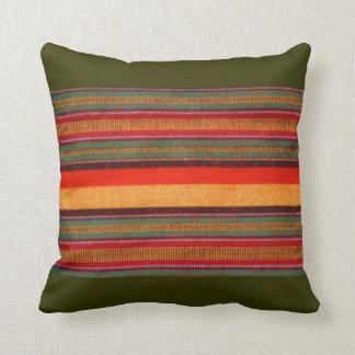 Almohada de tiro combinada de Shuka del Masai