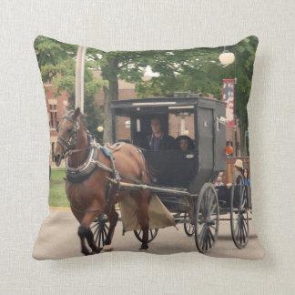 Almohada de tiro de Amish