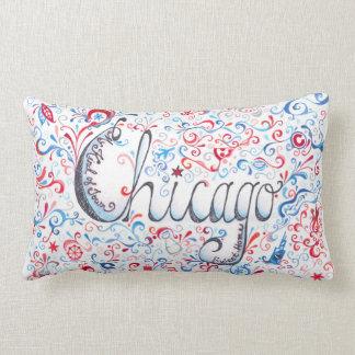 Almohada de tiro de Chicago