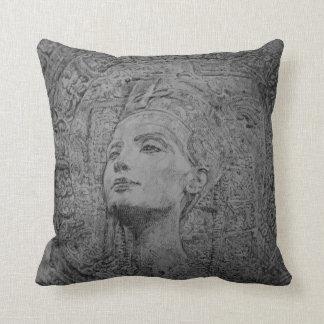 Almohada de tiro de Cleopatra Cojín Decorativo