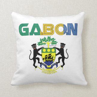 almohada de tiro de encargo de Gabón del africanko