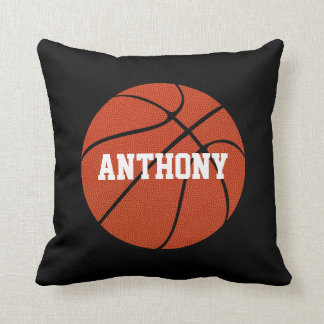 Almohada de tiro de encargo del baloncesto de