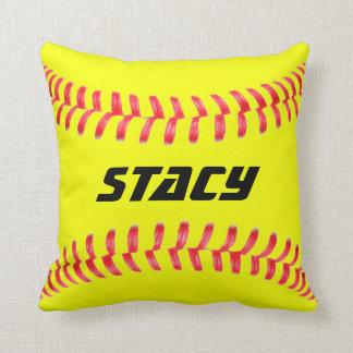 Almohada de tiro de encargo del softball