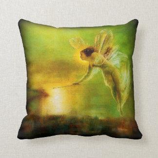 Almohada de tiro de hadas, estilo del Victorian