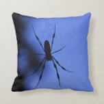 Almohada de tiro de la araña