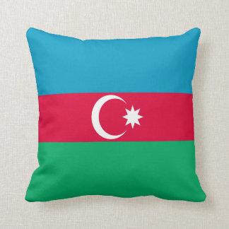 Almohada de tiro de la bandera de Azerbaijan