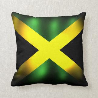 Almohada de tiro de la bandera de Jamaica