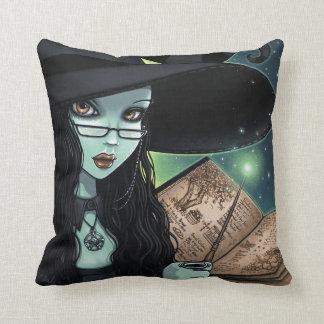Almohada de tiro de la fantasía de Halloween de la