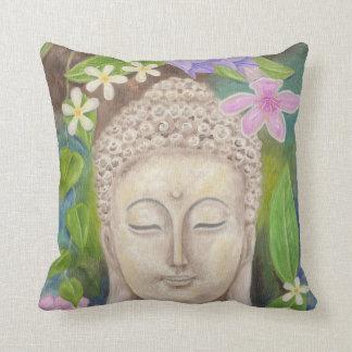 Almohada de tiro de la flor de Buda