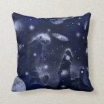 Almohada de tiro de la odisea del espacio