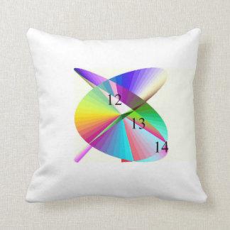 Almohada de tiro de la perinola del arco iris