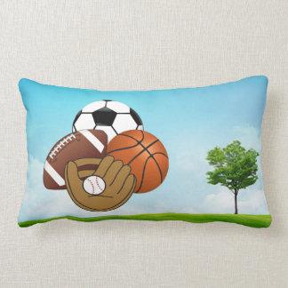 Almohada de tiro de las bolas del deporte