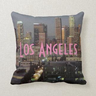 Almohada de tiro de Los Ángeles California