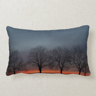 Almohada de tiro de los árboles