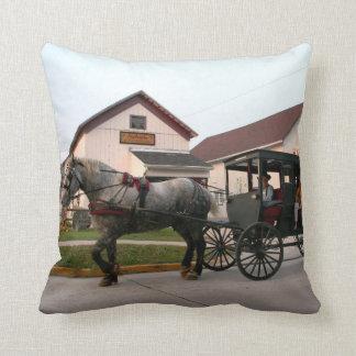 Almohada de tiro de los cochecillos de Amish