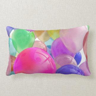 Almohada de tiro de los globos