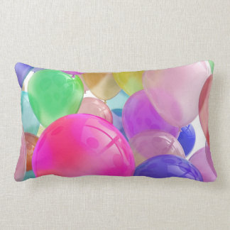 Almohada de tiro de los globos cojín lumbar