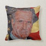 Almohada de tiro de Mitt Romney