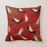 Almohada de tiro de moda del decorador de los taco