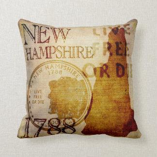 Almohada de tiro de New Hampshire