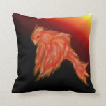 Almohada de tiro de Phoenix Firebird