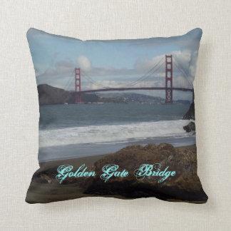 Almohada de tiro de puente Golden Gate
