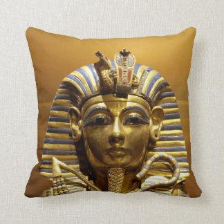 Almohada de tiro de rey Tut de Egipto 16x16
