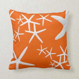 Almohada de tiro decorativa de las estrellas de