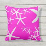 Almohada de tiro decorativa de las estrellas de ma