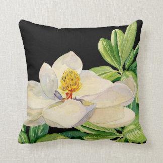 Almohada de tiro decorativa del arte floral de