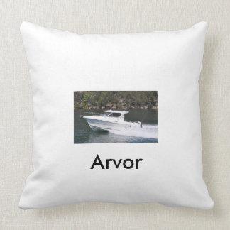 Almohada de tiro del algodón de los barcos del cojín decorativo