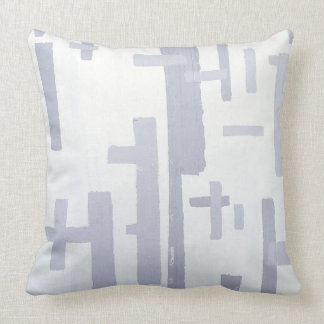 Almohada de tiro del algodón del arte abstracto