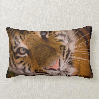 Almohada de tiro del apoyo lumbar del tigre