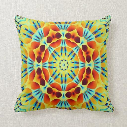 Almohada de tiro del arte 1303 del fractal