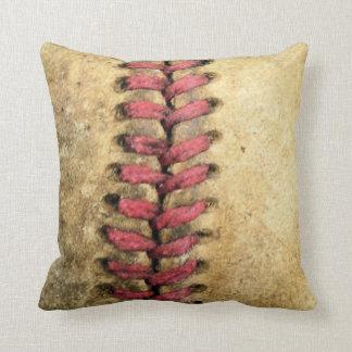 Almohada de tiro del béisbol del vintage